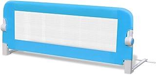 vidaXL Barandilla Seguridad de Cama Niños 102x42 cm Barrera Protección Dormir