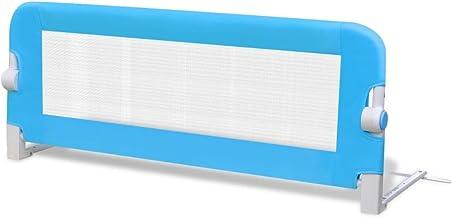 vidaXL Barandilla Seguridad de Cama Niños 102x42 cm Barrera