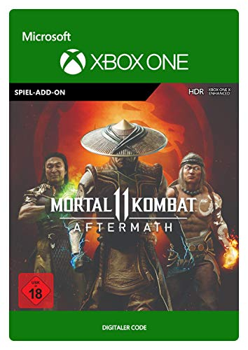 Mortal Kombat 11 Aftermath | Xbox One - Download Code