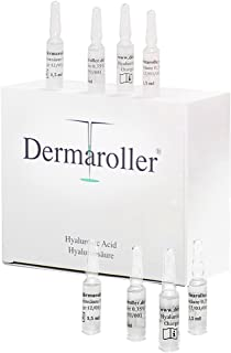 Dermaroller 玻尿酸精华原液 每支1,5ml含有0,35% 透明质酸, 1盒装 (1 x 30 支)(涂抹使用)