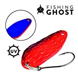 FISHINGGHOST Trout Spoon – Bowne, Gewicht: 3 Gramm, Länge: 2,8 cm, Forellenköder,...