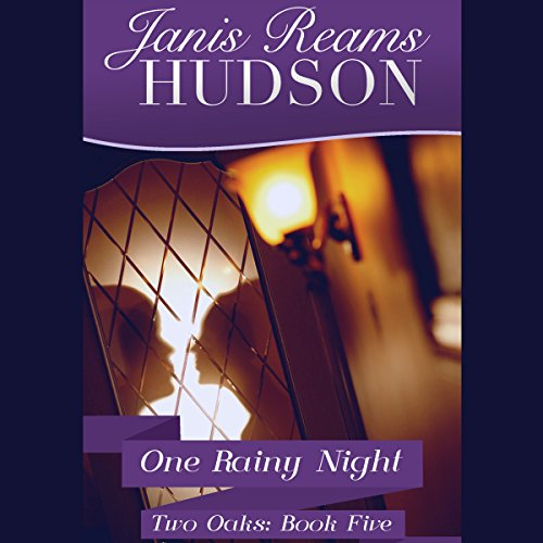 One Rainy Night audiobook cover art