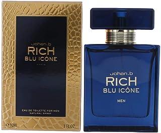Rich Blu Icone Pefume for men 90 ml eau de toilette