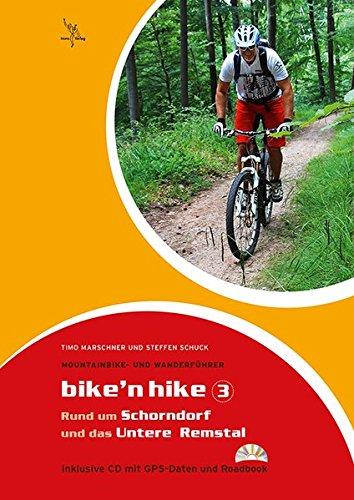 Bike'n hike Band 3: Mountainbike- und Wanderführer
