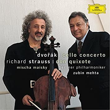 Dvorák: Cello Concerto / Strauss, R.: Don Quixote