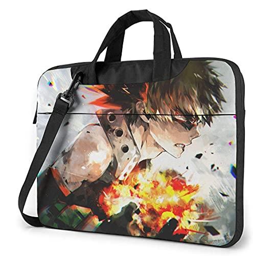 My Hero Academia Adjustable Shoulder Strap Laptop Satchel Bag for Business