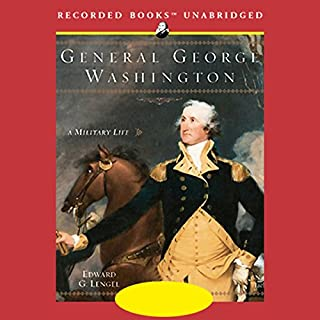 General George Washington audiobook cover art