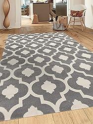 Moroccan Trellis And Quatrefoil Area Rugs The Flooring Girl