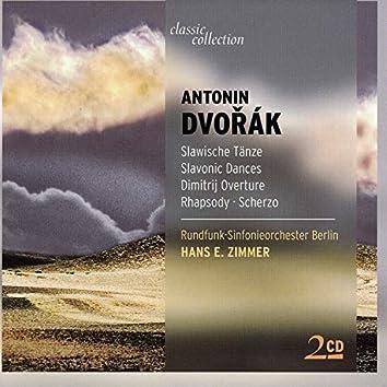 Dvorak, A.: Slavonic Dances, Vol. 1