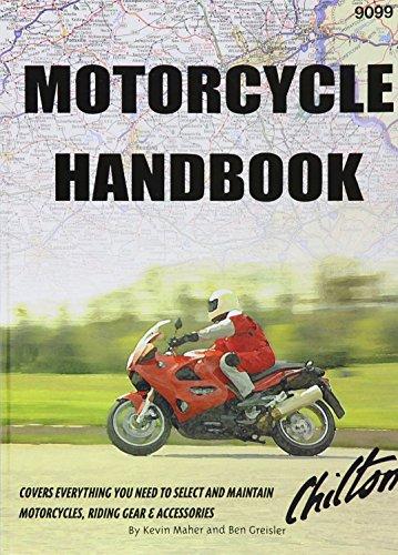 Motorcycle Handbook (Chilton Automotive Books)