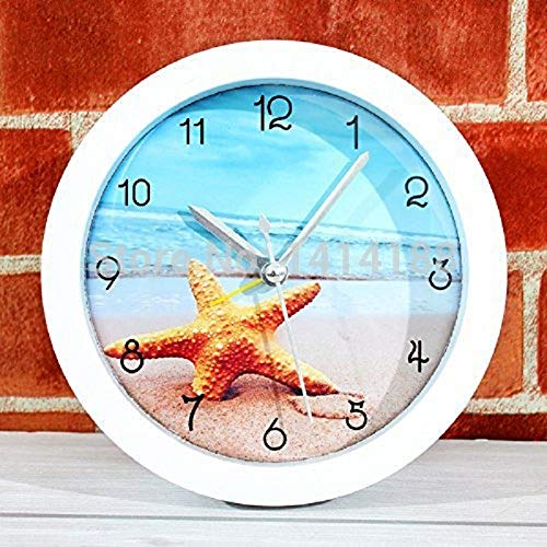 SMKAC wandklok Bureau Klok home decor reloj despertador al fajr klok horloges kwarts digitale auto klok horloge-in Bureau & Tafel Klokken van Huis & Tuin