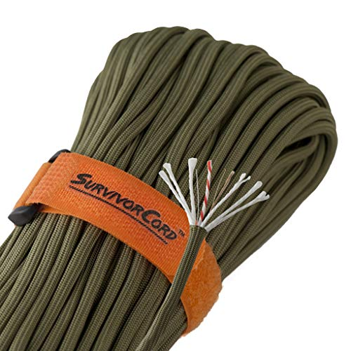 620 LB SurvivorCord | The Original Patented Military Type III 550 Paracord/Parachute Cord (3/16"|500|500|?|727948cb27015f4358091c593b05c5e4|False|UNLIKELY|0.3544202744960785