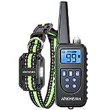 IOKHEIRA Dog Training Collar with Remote 2600Ft Range,...