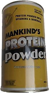 Mankind Protein Powder with Vitamins & Minerals - (200g) (Chocolate Flavour)