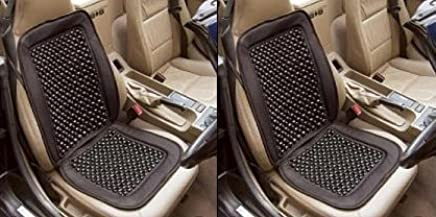 Streetwize Universal Fit Wooden Beaded Seat Covers PAIR