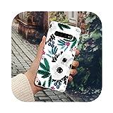 phone cover Coque Papillon pour Samsung Galaxy A50 A21s A71 A70 A60 A51 A41 A40 A31 A21 A20e A20s...