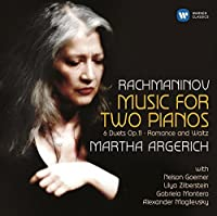 Martha Argerich & Friends - Rachmaninov by Martha Argerich (2014-11-25)
