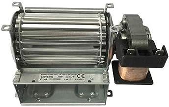 Fergas 112217 - Ventilador tangencial para estufa de pellets Tga 60/1-90/15