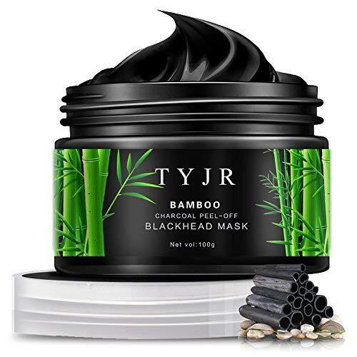 Vena Beauty Blackhead Remover Black Mask Cleaner Purifying Deep Cleansing Blackhead Black Mud Face Mask Peel-off 100ml