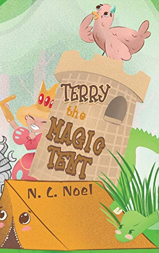 Terry the Magic Tent