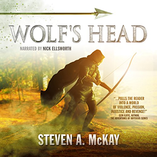 Wolf's Head audiobook cover art