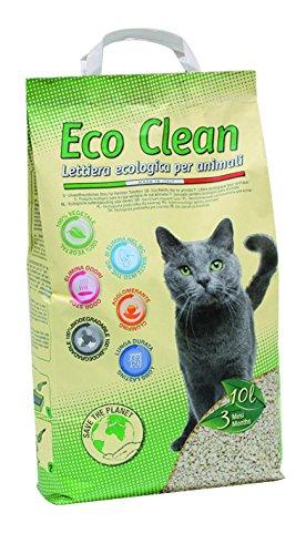 Croci Litière pour Chat Eco...