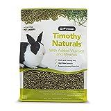 ZuPreem - Alimento Conejos Timothy Naturals | Pienso en Pellets Conejo...