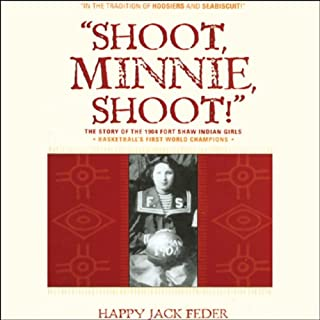 Shoot, Minnie, Shoot! audiobook cover art
