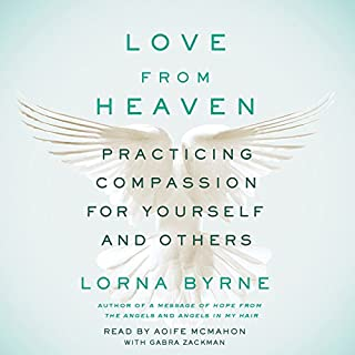 Love from Heaven audiobook cover art