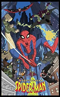 The Spectacular Spider-Man 11x17 Movie Poster (2008)