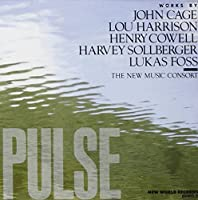The New Music Consort: Pulse - Percussion Works (1992-12-08)