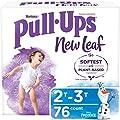 Pull-Ups New Leaf Boys' Training Pants, 2T-3T, 76 Ct