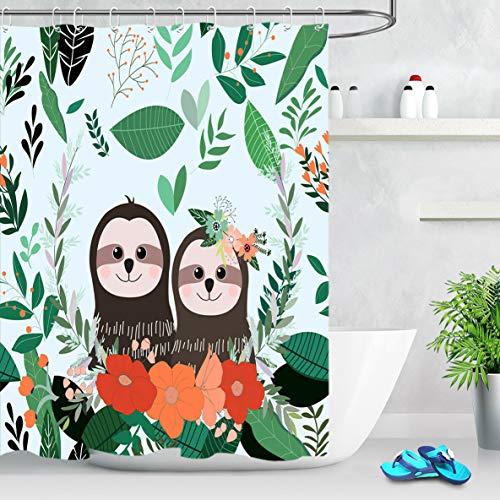 cortinas de baño niños