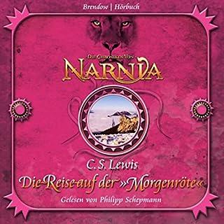 Die Reise auf der Morgenröte audiobook cover art