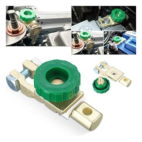 Nuevo Mei terminal de batería de coche enlace de desconexión rápida aislador de energía matar interruptor de corte instalación es simple y el modelo es adecuado