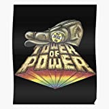 Lo que Full Park Of Hip The A Man Songs Youre Tour Álbum Live Still Tower Is Power Siam Young Home Decor Wall Art Poster