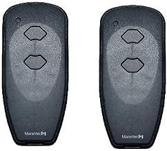 2marantec M3-2312 Garage Door Opener Remote Set of 2