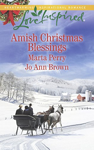 Amish Christmas Blessings: The Midwife's Christmas Surprise / A Christmas to Remember (Mills & Boon Love Inspired) (English Edition)