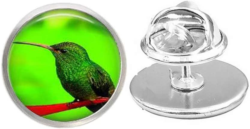 Parrot Art Limited time for free shipping Pin Brooch Charm Jewelry Handmade trust Glass