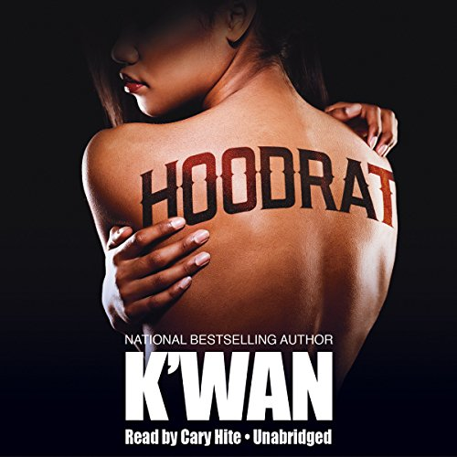 Hood Rat audiobook cover art