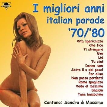 I migliori anni italian parade '70/'80