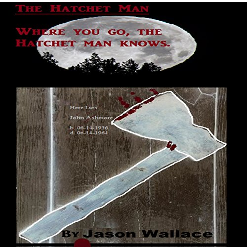 The Hatchet Man audiobook cover art
