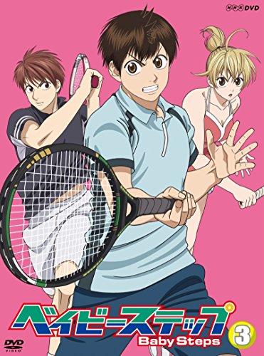Animation - Baby Steps Vol.3 [Japan DVD] PCBE-54593