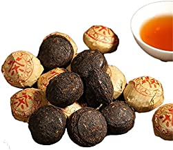 250 g (0.55LB) Té de Puer mini tuocha Yunnan cocinado salud orgánica Té de Pu'er Té negro Té de China El té de Puerh tiene comida sana Té de Pu-erh Árboles viejos Té de Pu er cocido Té rojo