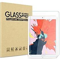 ipad 9.7 フィルム ipad 9.7/ Air2 / Air用 ケース - 強化ガラス 液晶保護フィルム 指紋防止