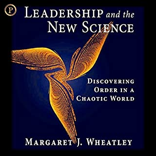 Leadership and the New Science audiobook cover art