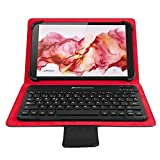 Funda Universal + Teclado Bluetooth Phoenix PHKEYBTCASE9-10+ para Tablet/iPad/EBOOK 9''-10 / Super...