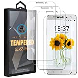 Ycloud 4 Pack Vidrio Templado Protector para Blackview A10, [9H Dureza, Anti-Scratch] Transparente Screen Protector Cristal Templado para Blackview A10
