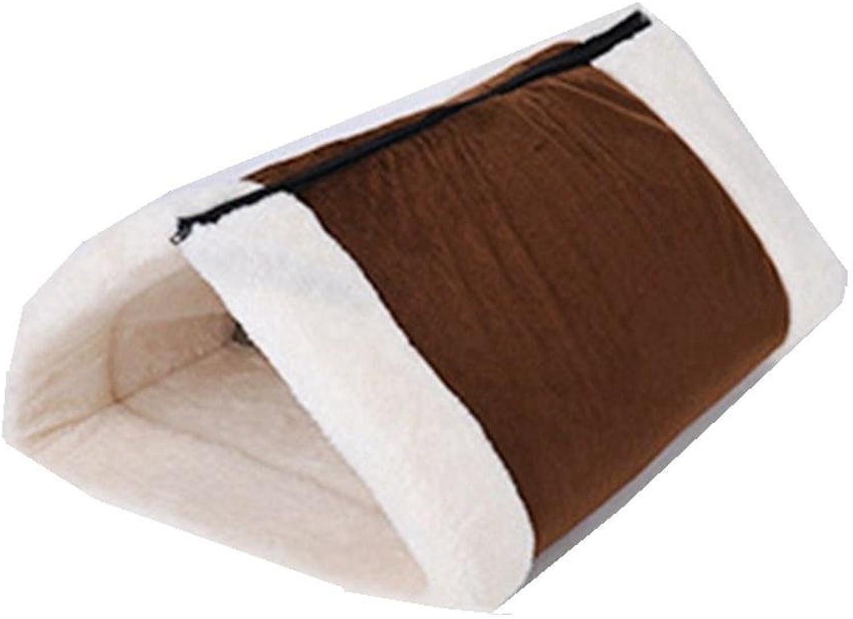 Dixinla Pet Bed Pet cat Supplies Cat Nest Foldable Cotton mat