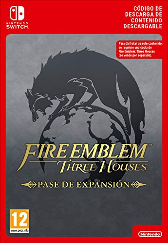 Fire Emblem Three Houses - Pase de Expansión - Switch - Download Code
